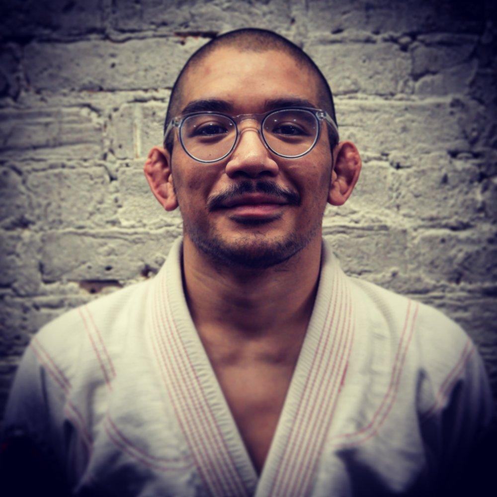 PATRICK GATBUNTON - Brazilian Jiu-Jitsu Purple Belt