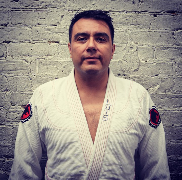 LUIS MEZA - Brazilian Jiu-Jitsu Brown Belt