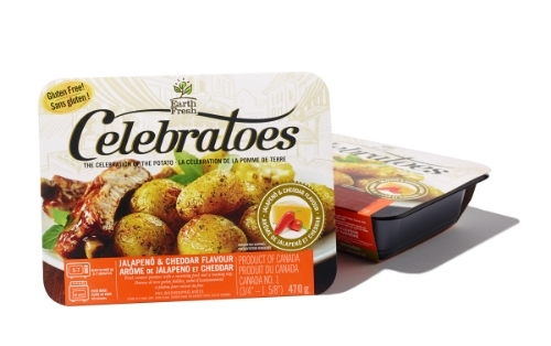 EarthFresh Foods launch the celebration of the potato with Celebratoes in collaboration with Orange Keel.