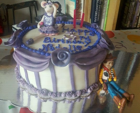 Angelina Ballerina and Woody Birthday Cake.jpg