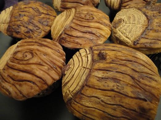 RootBeer Float Vegan Log Cupcakes.JPG