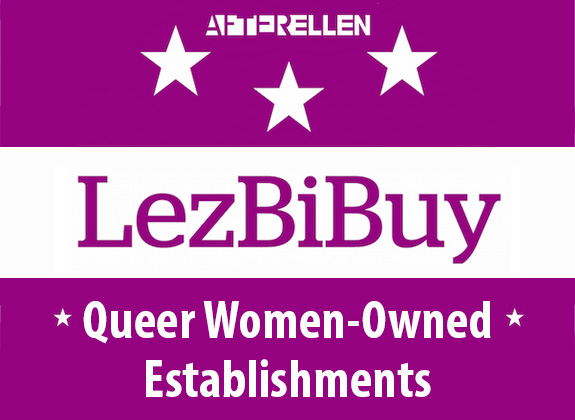 Featuring HoneyBee Cakery on After Ellen's national list of queer female-owned business.