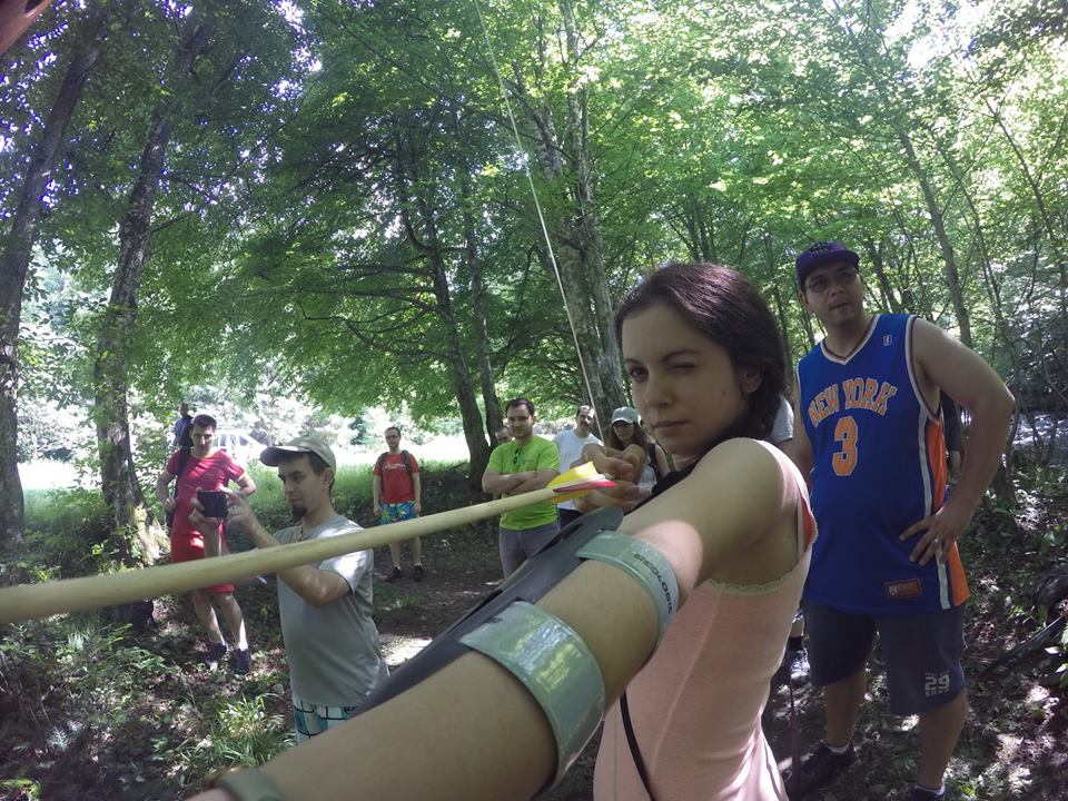 SEE PICTURES FROM OUR 2015 ADVENTURE TEAMBUILDING!