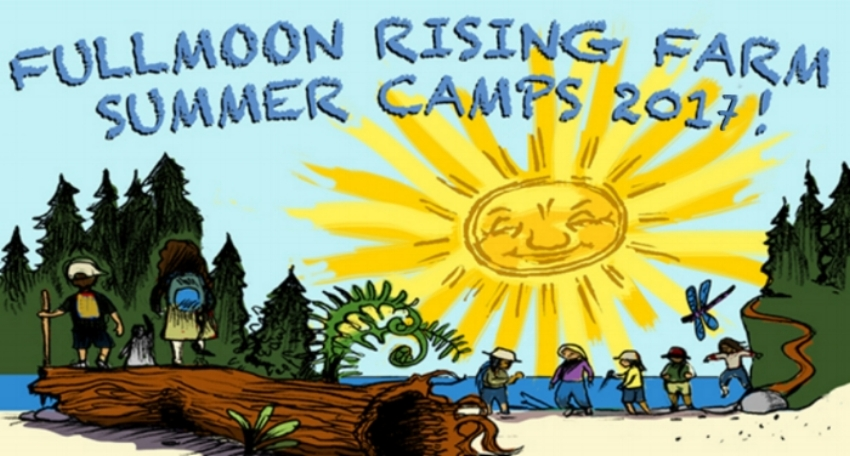 Summer camps on South Whidbey