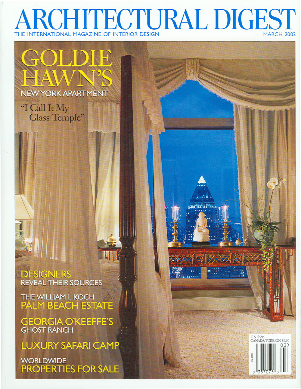 ARCHITECTURAL DIGEST - PALM BEACH