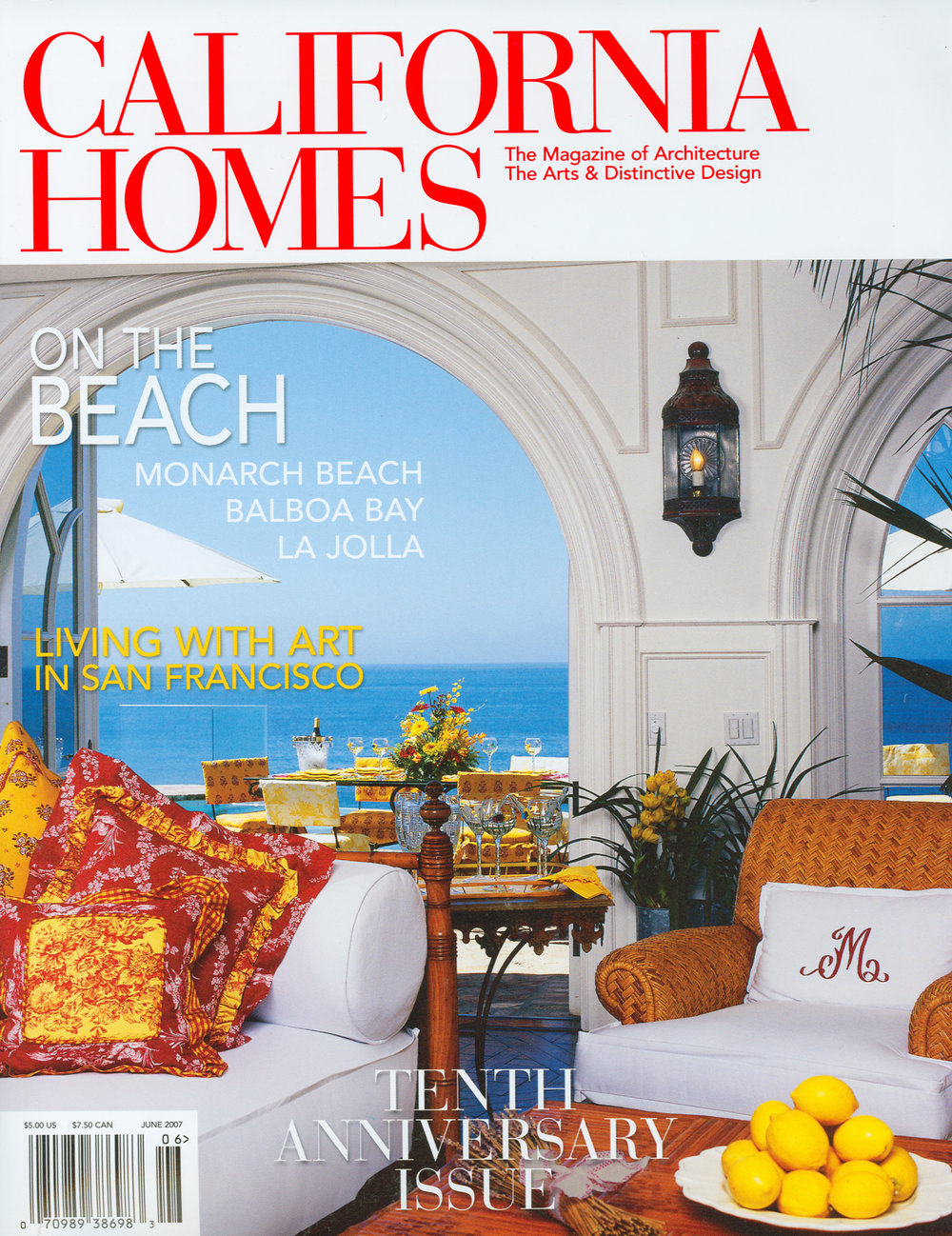 CALIFORNIA HOMES - MONTECITO