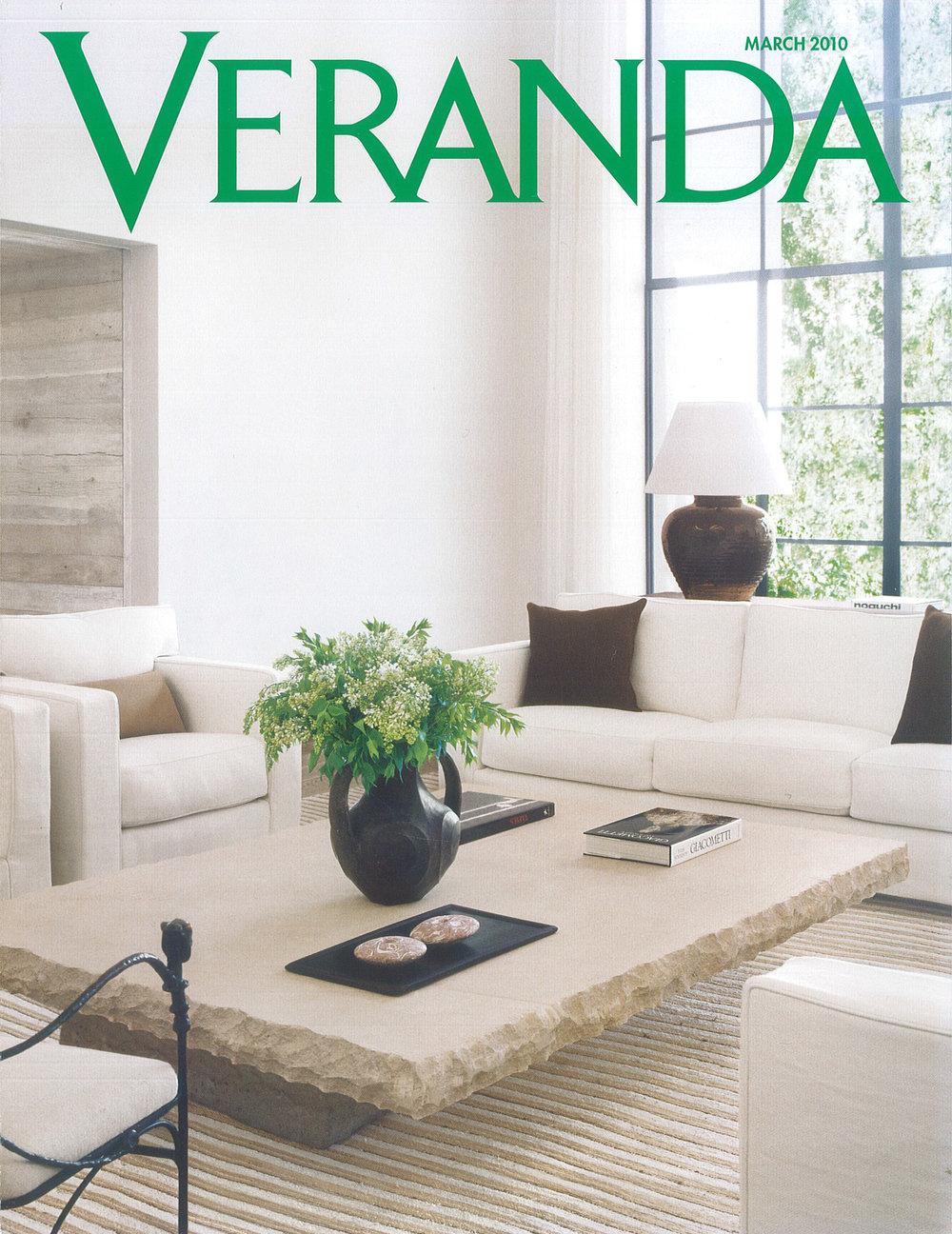VERANDA - RANCHO SANTA FE