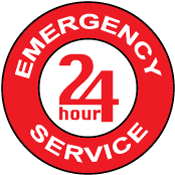 King's sanitary service offers 24 hour emergency service!