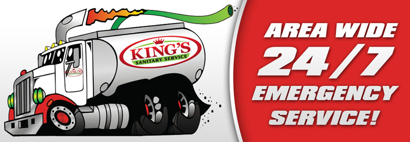Emergency Service - King's Sanitary Service