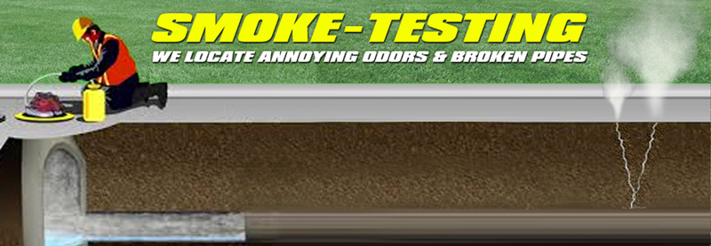 Sewer Line Smoke Testing - King's Sanitary Service
