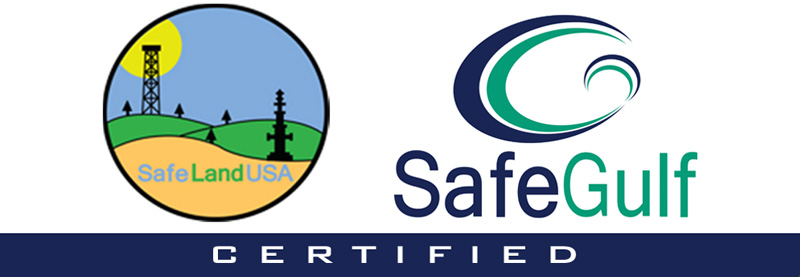 SafeGulf / SafelandUSA Certified -  - King's Sanitary Service
