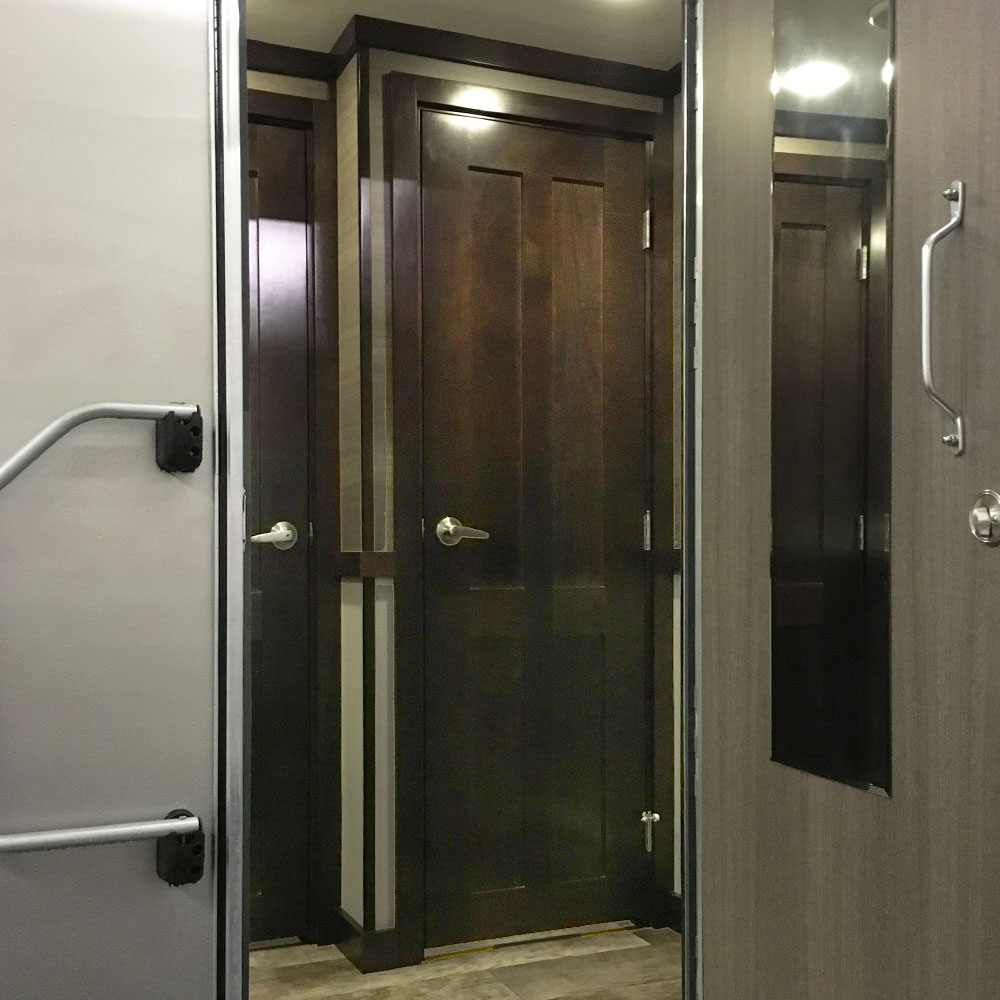 Luxury Restroom Trailers - Women's Facilities