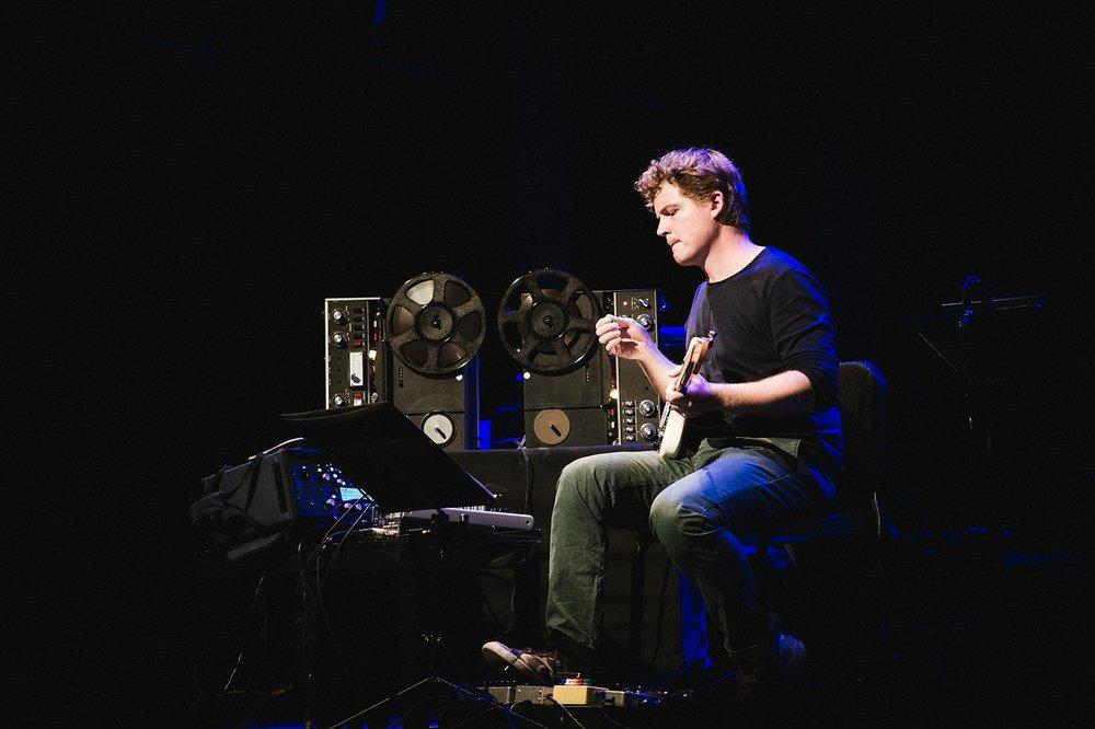 Bozar Electronic Arts Festival 2017 (c) Caroline Lessire