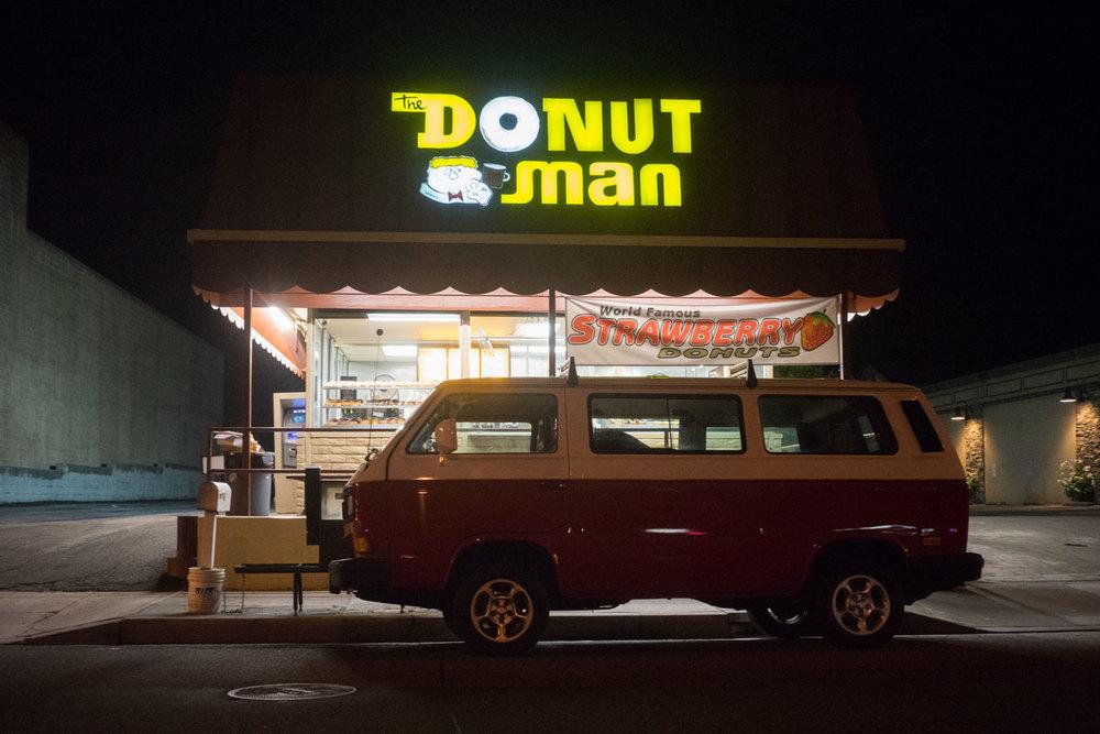 Donut Man - Glendora, CA