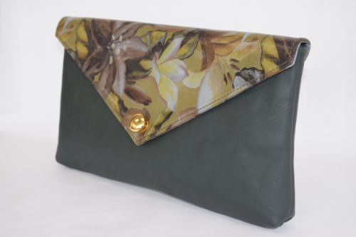 Fall Floral - Florence Envelope Clutch