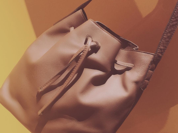 The Joyce Bucket Bag