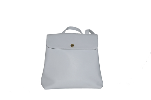 Laverne Backpack- White