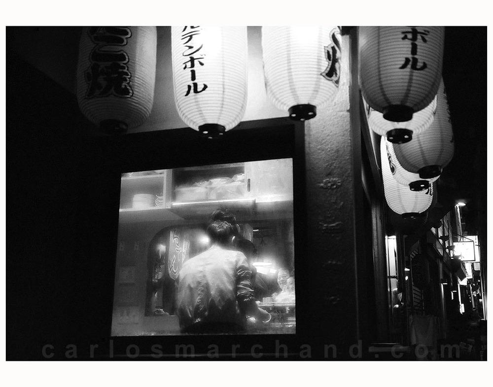 SNAPPING TOKYO