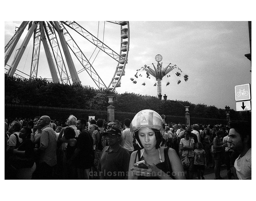 SNAPPING PARIS