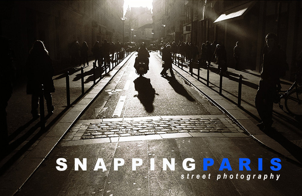 SNAPPING PARIS Exhibit