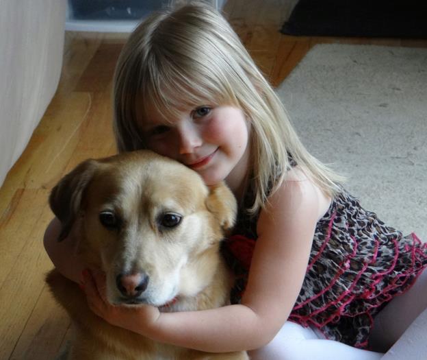 Kerri's dog