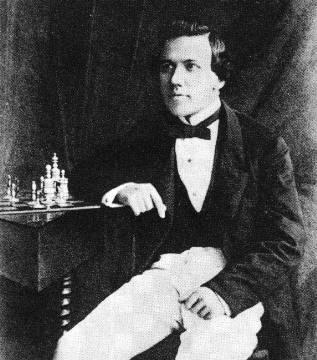 Paul Morphy 1837 –1884