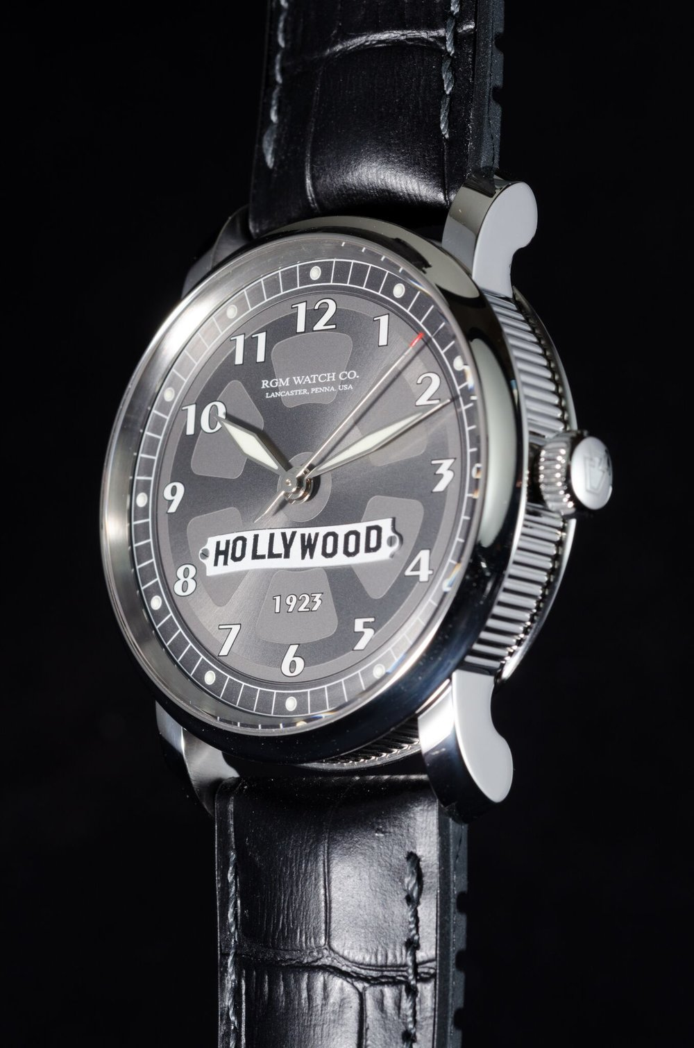 customer hollywood rgm rgmblog that sign had they co we salvaged was from custom last for metal watches our restoration made watch bought of up the
