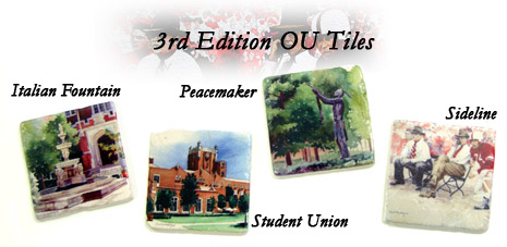 OU Coasters, 3rd Edition