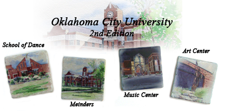 OCU Coasters, 2nd Edition