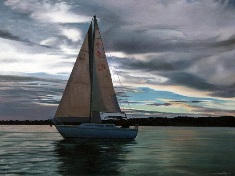 Sailing Thunderbird
