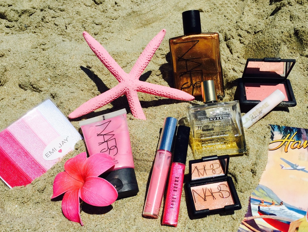 Summer Beauty is my favorite look, I love the sun and the smell of the ocean.
