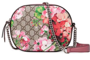 Gucci Blooms Mini Crossbody Bag