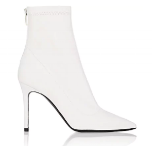 Barney's New York: Leather Ankle Boots