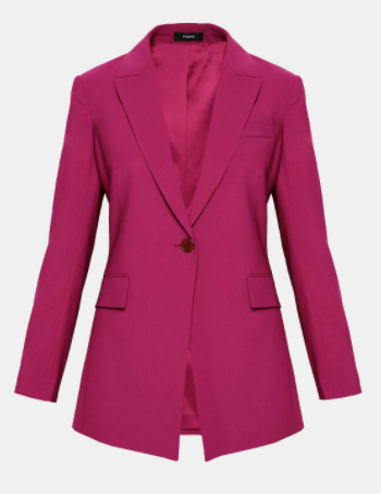 Theory: Wool Blazer
