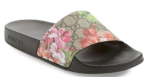 Gucci: Slide Sandal