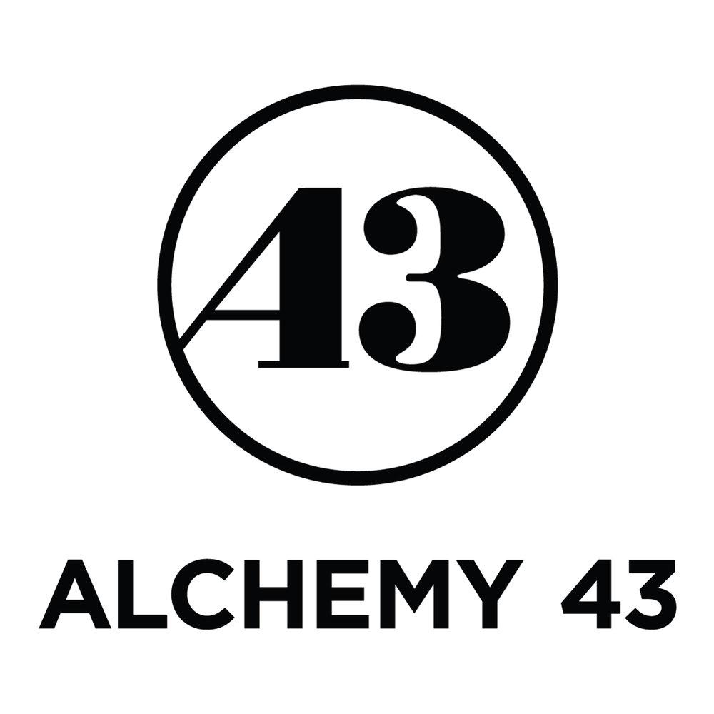 ALCHEMY 43 - Use GRATEFULGARDENIA for 15% off!