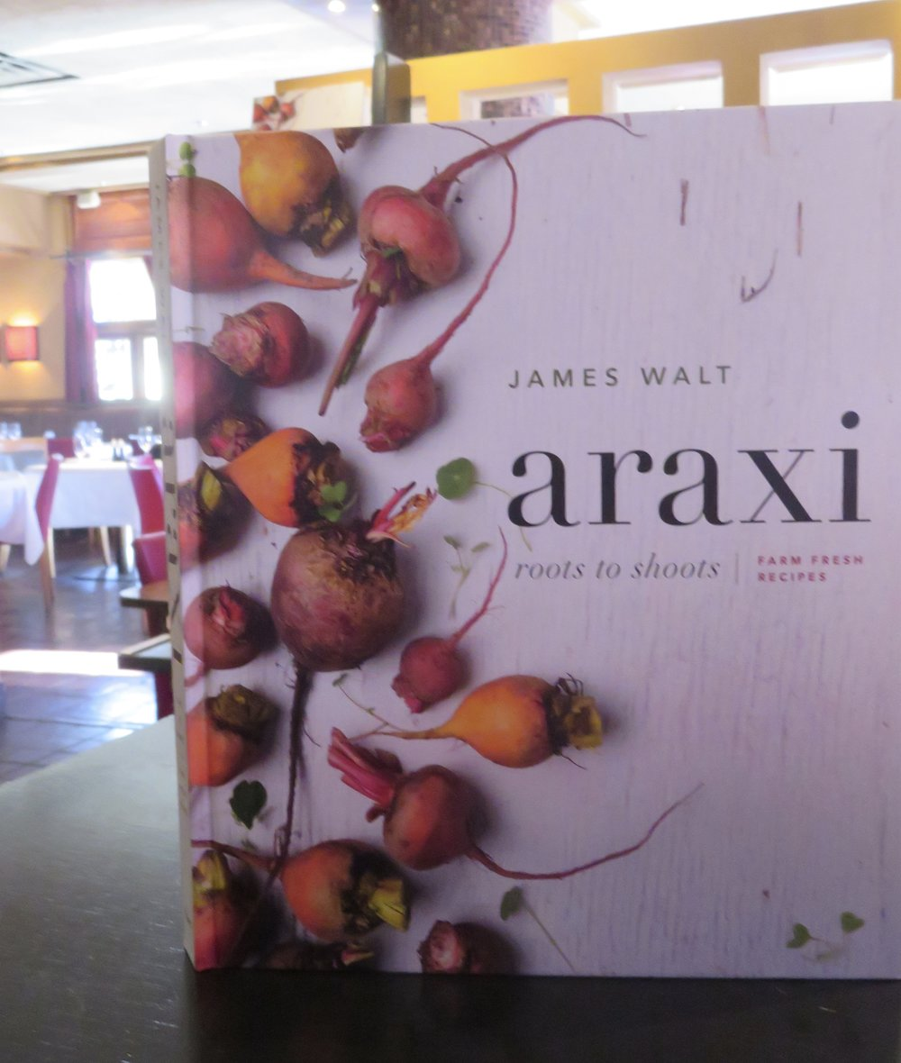 araxi Cook Book