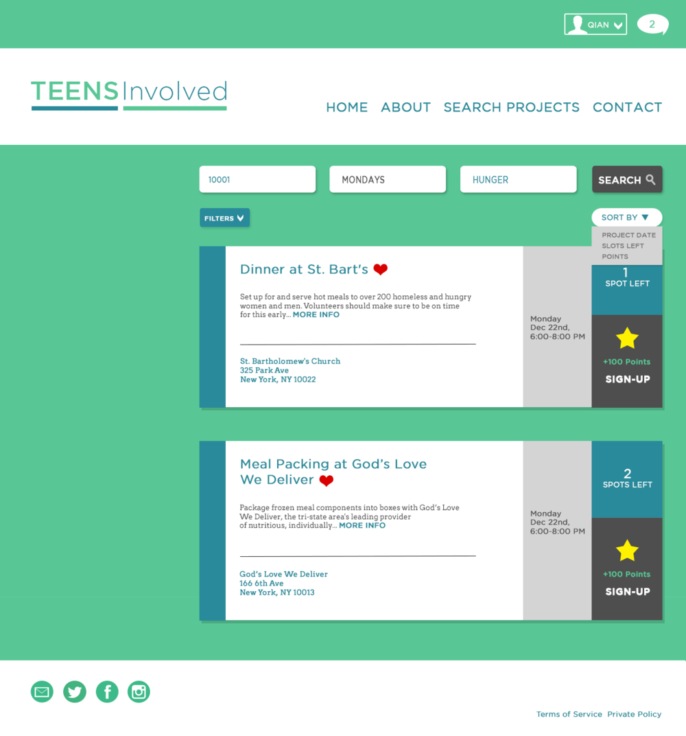 TeensInvolved-search-DROPDOWNSORT.png