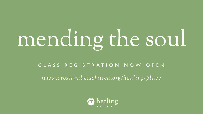Workbooks celebrate recovery workbook : Mending The Soul — Cross Timbers Church
