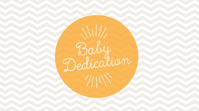 Baby Dedications Cross Timbers Church