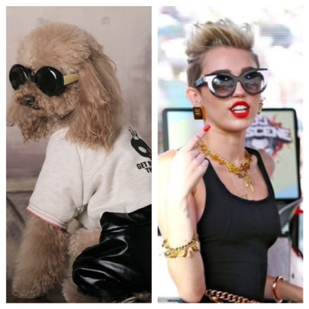 Bad To The Bone Charlie: Miley Cyrus