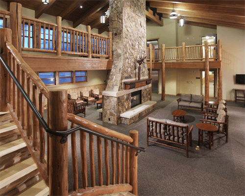 Lodge Common Areas