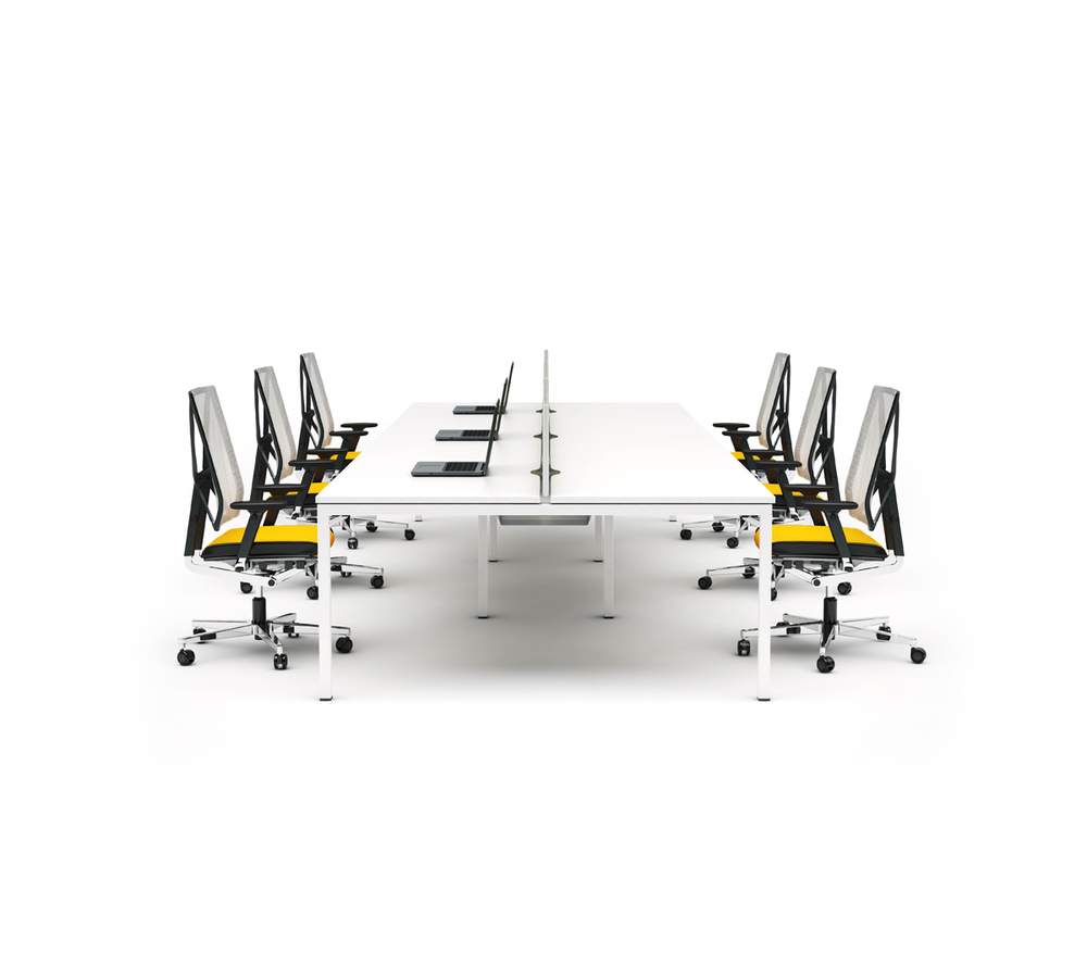 Nova Office Furniture Range, Product Shoot