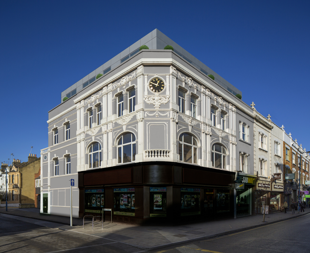 The Clock House, SW15