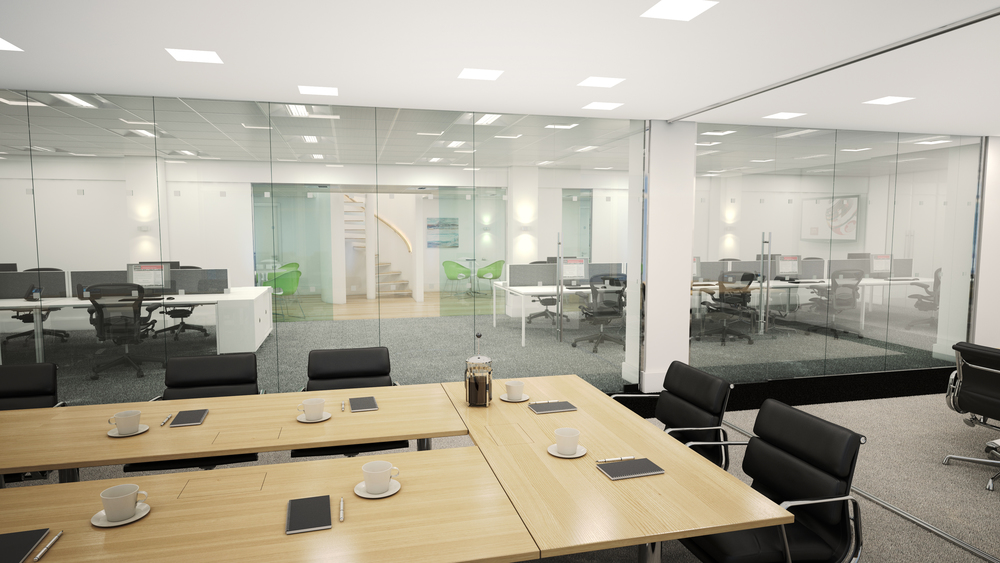 Visuals and Video - Office Interior