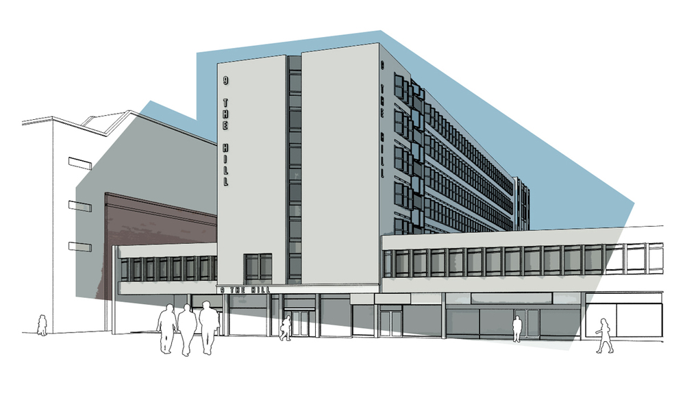 Proposed Business Centre