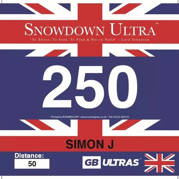 Only 9 days till the 1st Ever Mt. Snowdon Ultra. 50 Miles with 17919 ft of Ascent (5462m). It's going to be fun!  #ultramarathon #gbultras #ultra #runnersofinstagram #run #running #mountains #race #trailrunning #trail