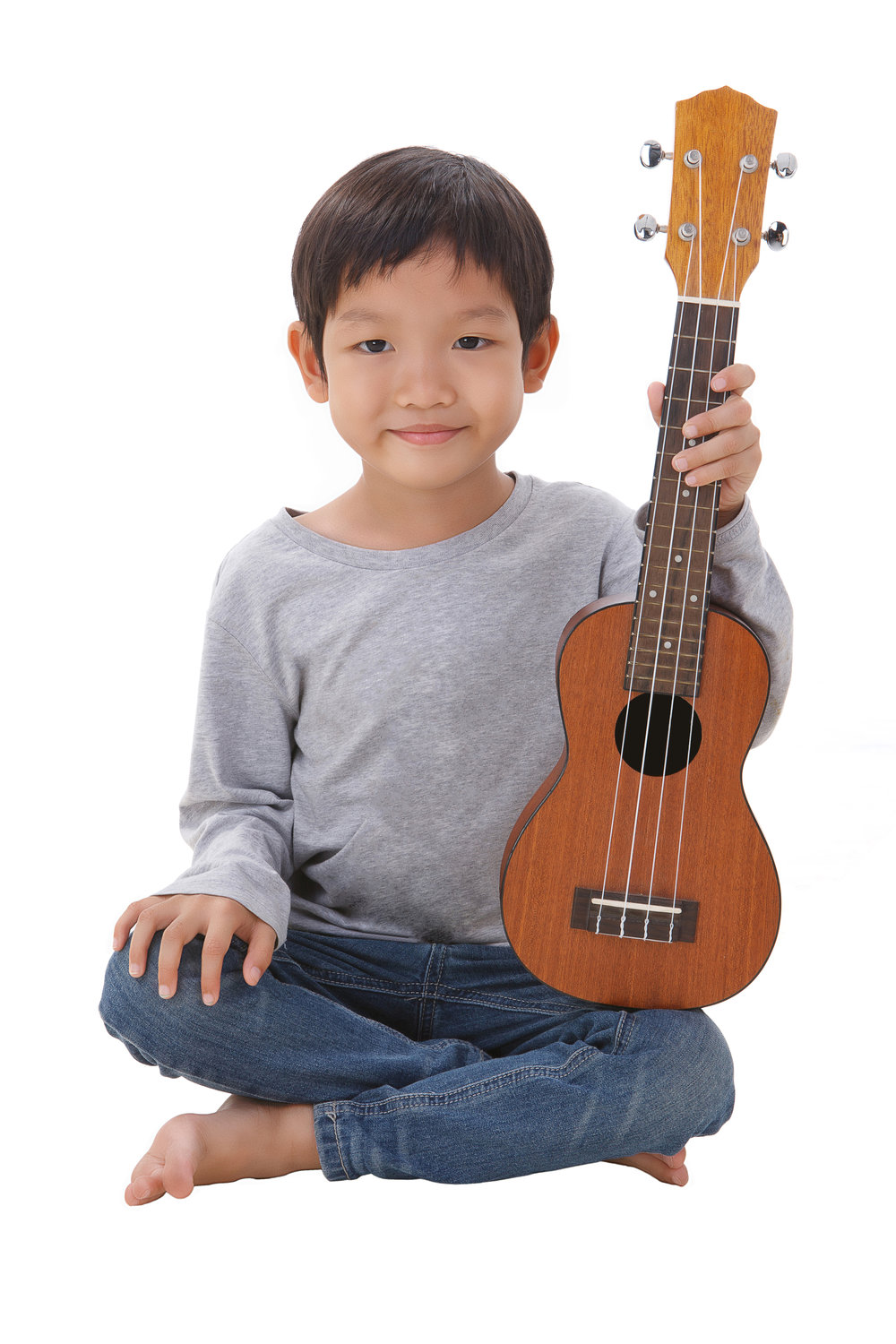 Youth Uke - The uke is a perfect instrument for smaller hands. The strings also have less tension than a typical guitar, requiring less pressure and making it easier to get the right tone.Students experience immediate success in being able to play recognizable tunes, which boosts their confidence and inspiring further exploration.Our blended teaching methodology provides a foundation for learning to play any string instrument as well as essential music theory concepts used in school music classes, band, orchestra, or any musical endeavor. Musical games and other fun activities to make learning fun and effective.