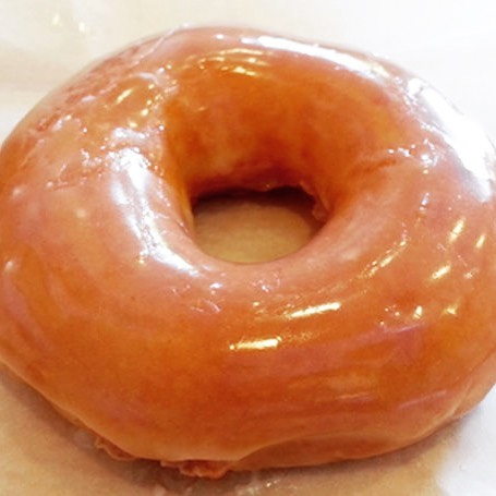 We got our donut to celebrate National donut day!!! #nationaldonutday #donuts #celebrate #local #fridayafternoon