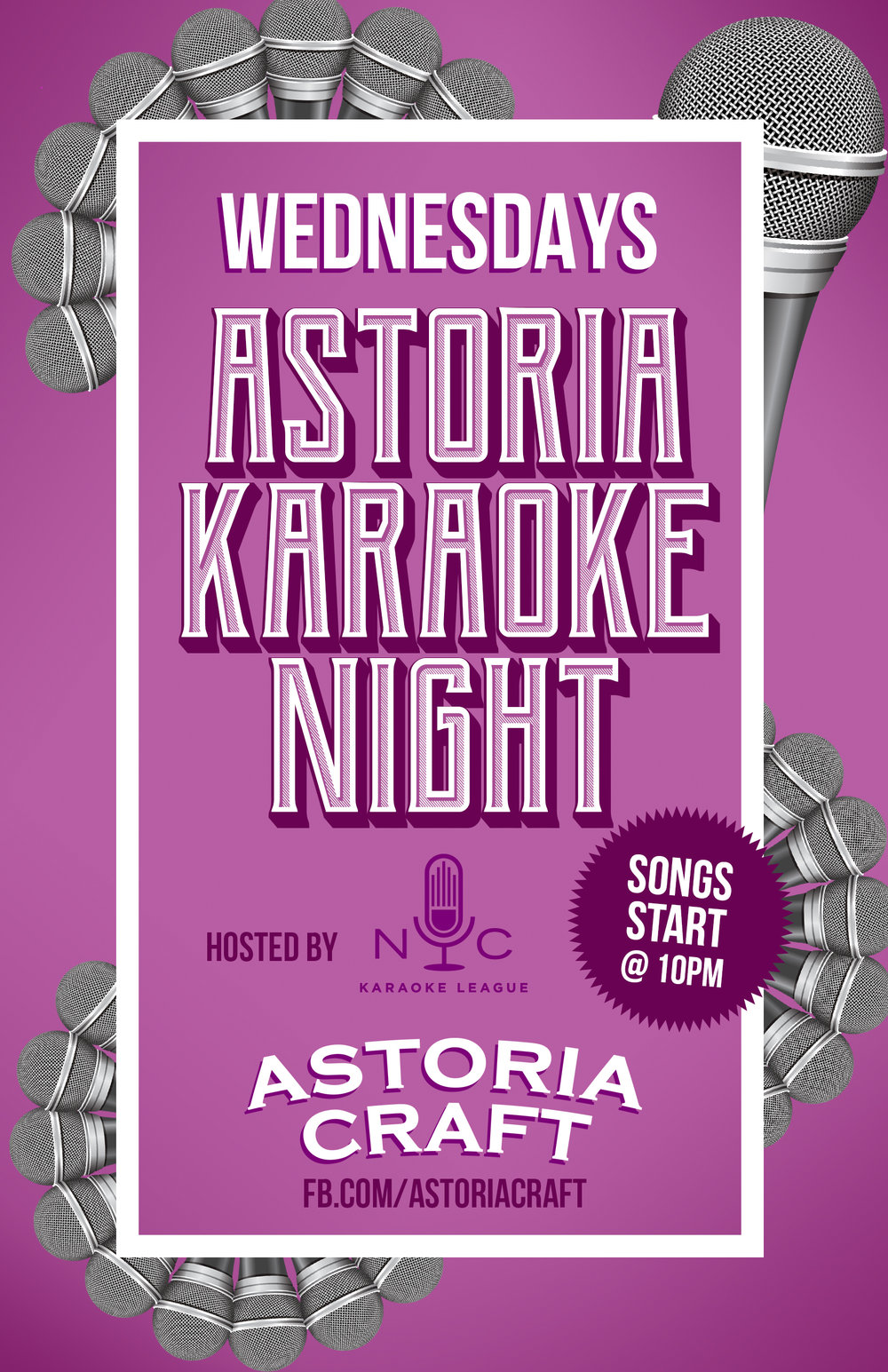 Sing Karaoke near Astoria Park